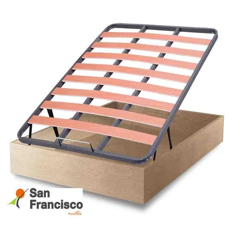 8642A Canape madera 135x190cm barato