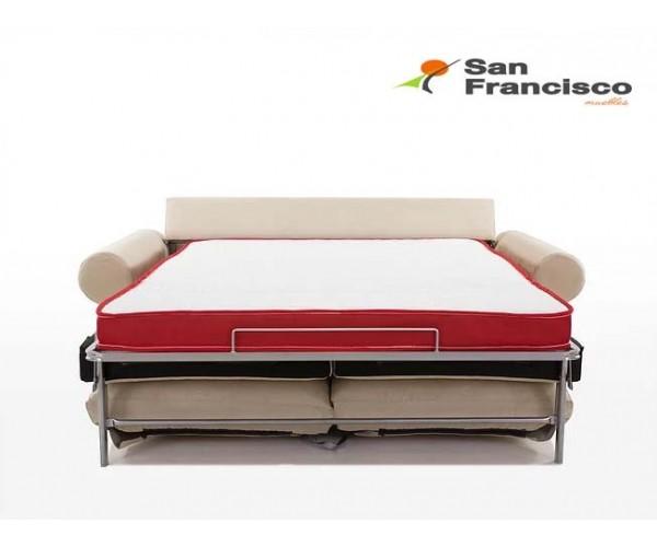 Sofá cama Italiano Brazo clásico