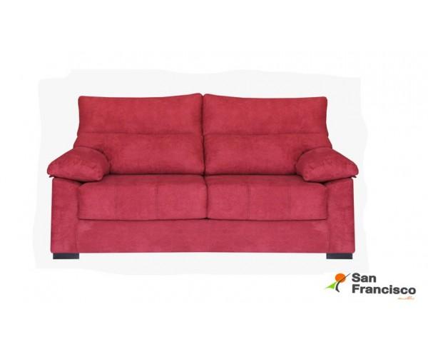 Sofá extraible y reclinable MALAGA