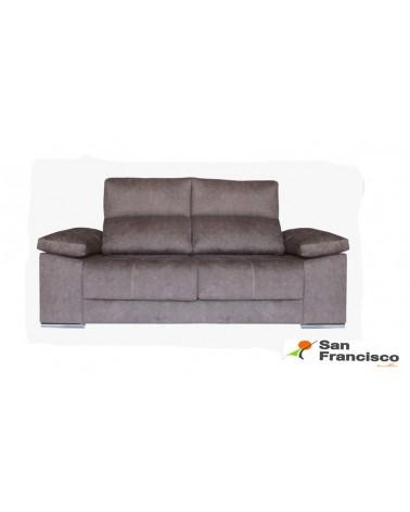 Oferta sofa extraible y reclinable