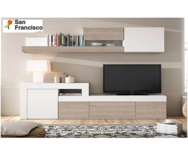 Mueble de salon barato de 260cm Envio Gratis