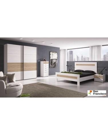 Dormitorio de matrimonio Colores Nórdicos