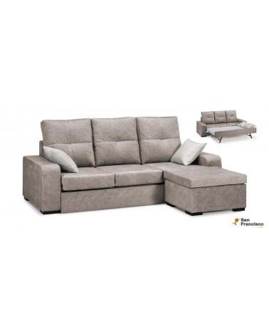 Sofa cama económico de 220cm