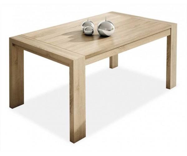 Mesa comedor extensible 140 cm.