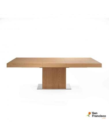Mesa de comedor 180x100 cm Chapa de Roble