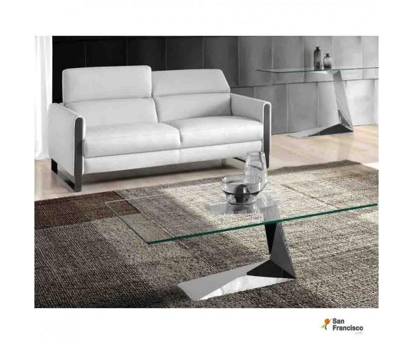 Mesa de centro 130 x 70 cm de diseño