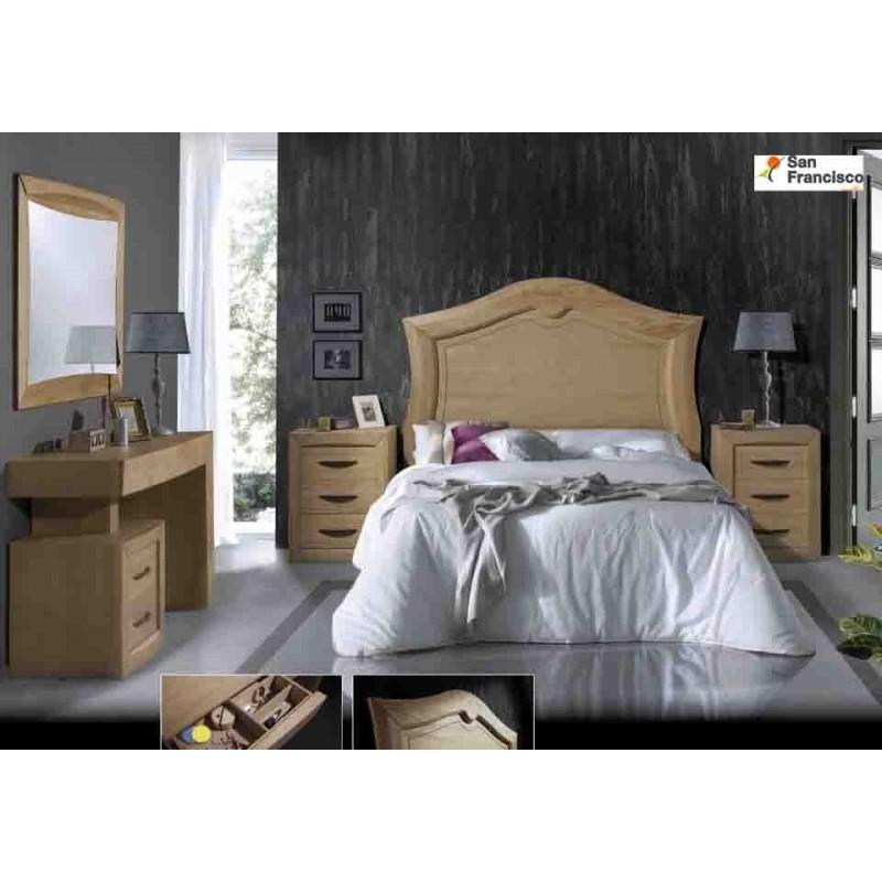 Dormitorio de Matrimonio Velazquez