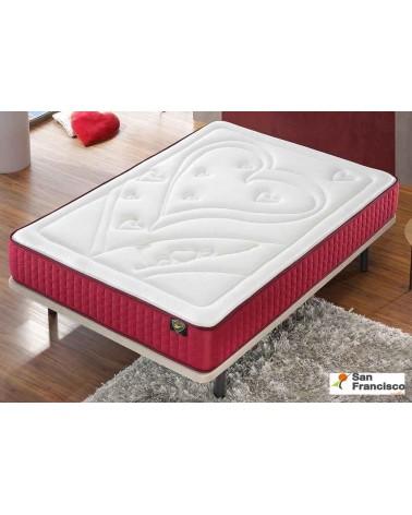Colchón con Envio GRATIS 135x190cm Love-Visco