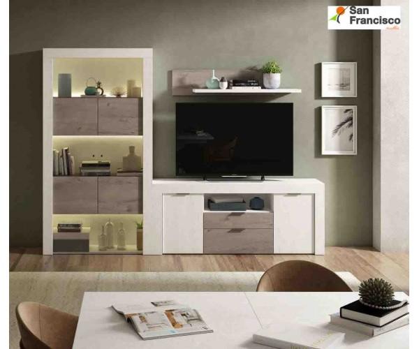 Mueble de Tv de 160cm y altura 67cm