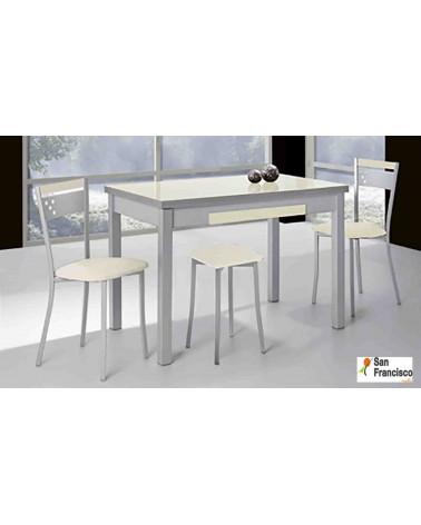 Mesa de cocina 90x50cm
