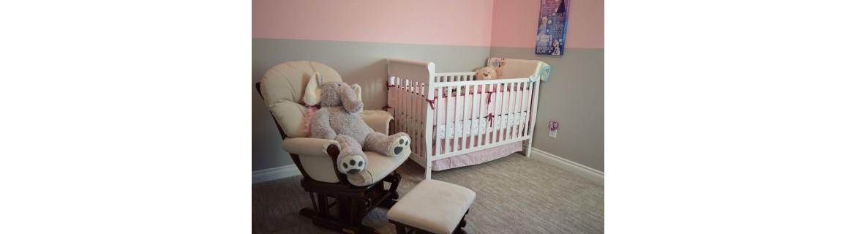Gran variedad de Muebles para Dormitorios de Bebé. Precios Baratos.