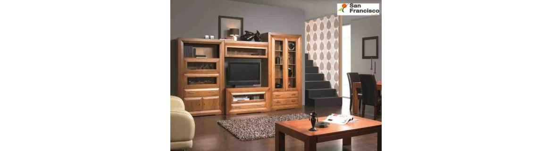 Muebles Rústicos de Madera Maciza